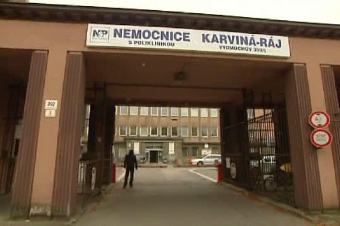 Karvinská nemocnice