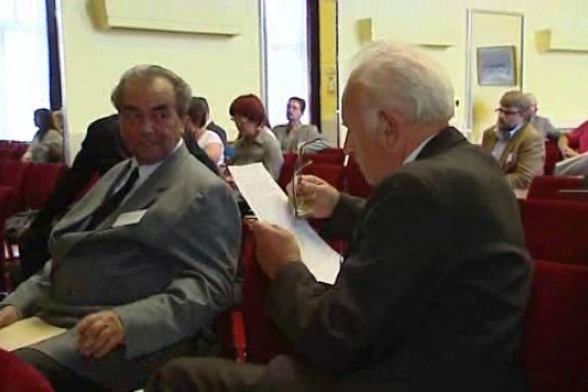 Setkání historiků v Ostravě