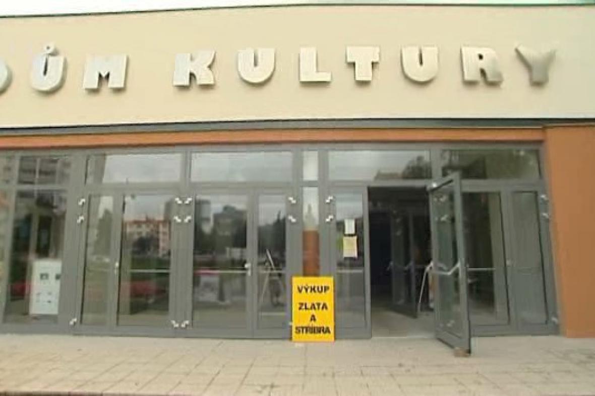 Dům kultury v Orlové