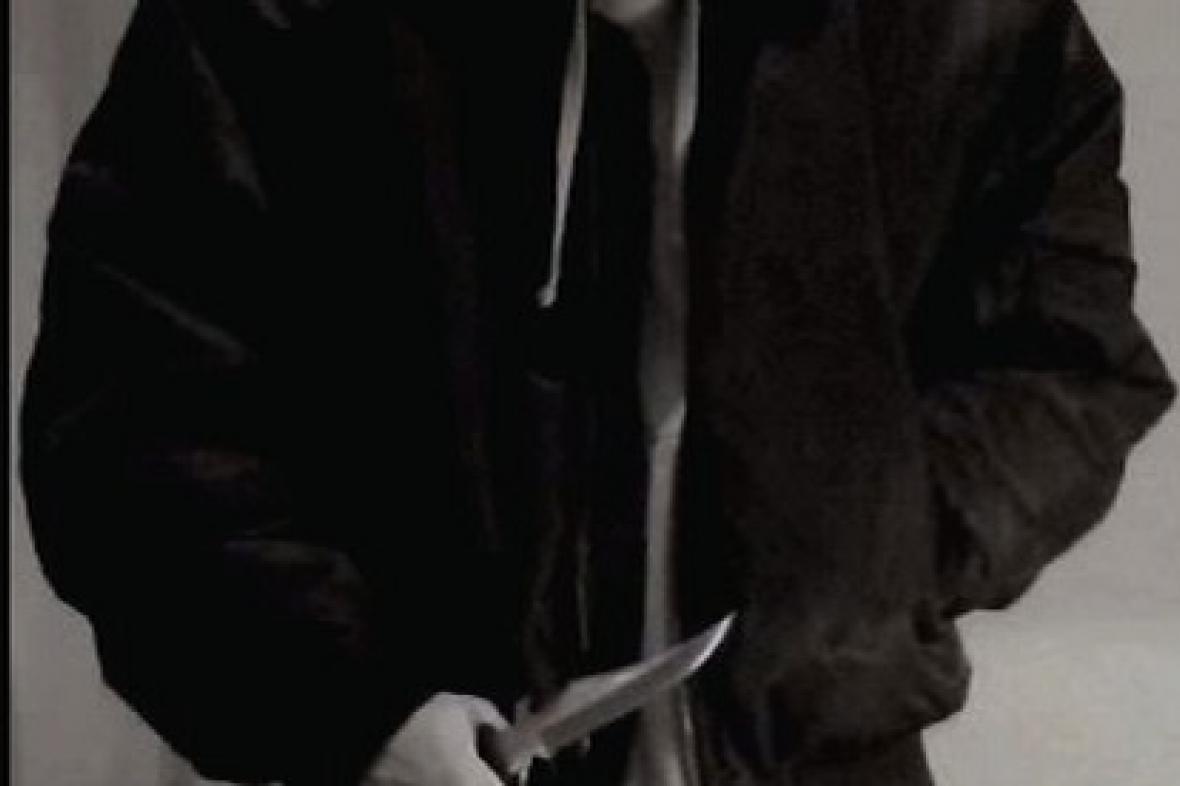 Útok nožem