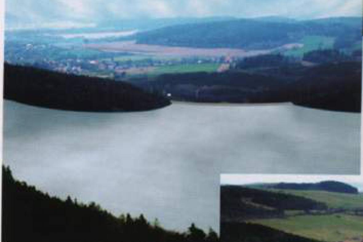Plánovaná přehrada Nové Heřminovy
