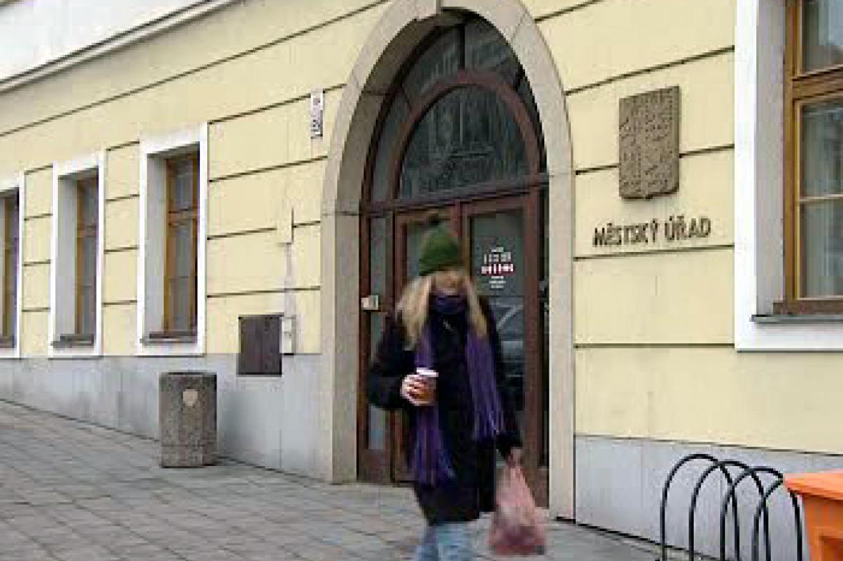 Radnice v Třebíči