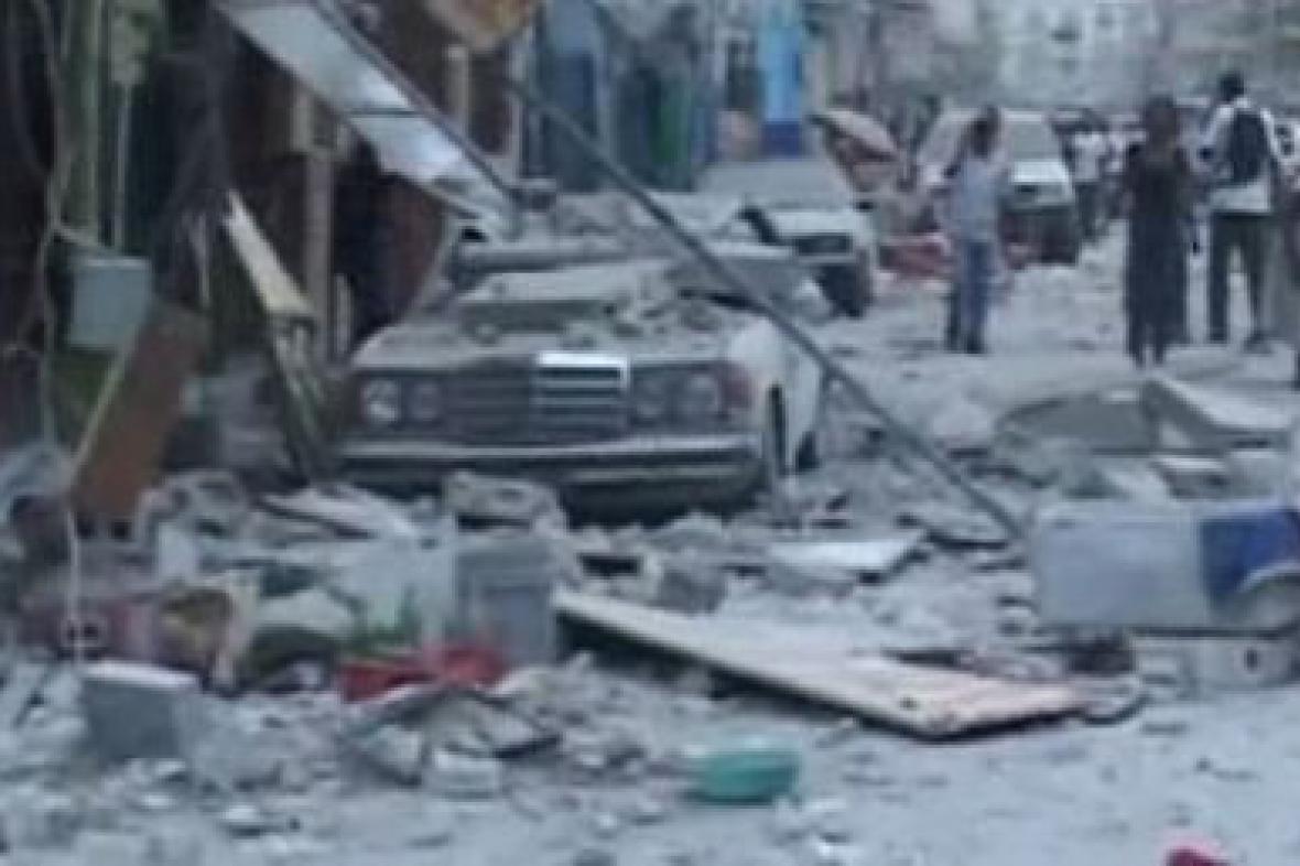 Haiti po katastrofě
