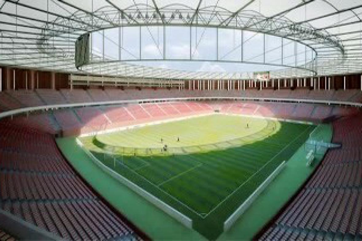 Projekt nového stadionu