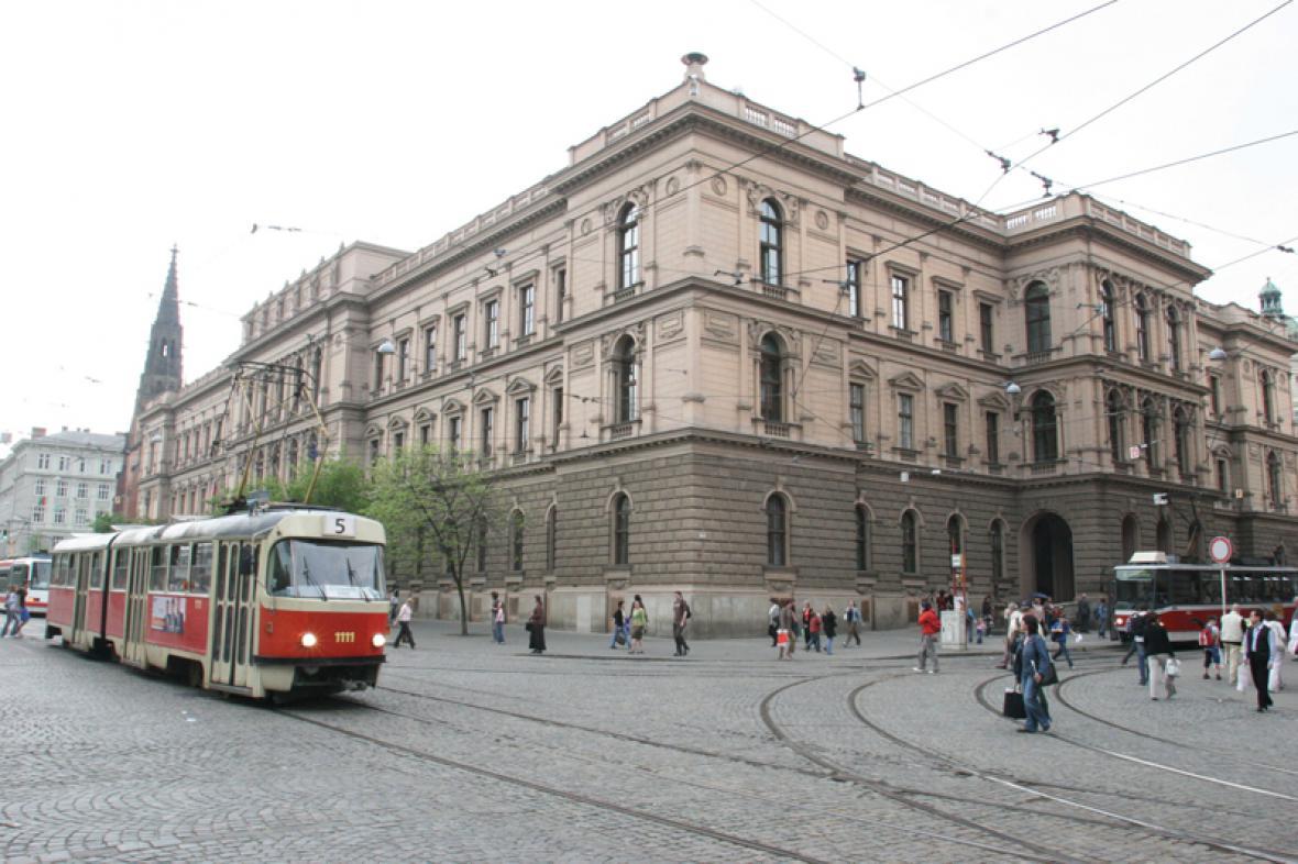 Tramvaje v Brně