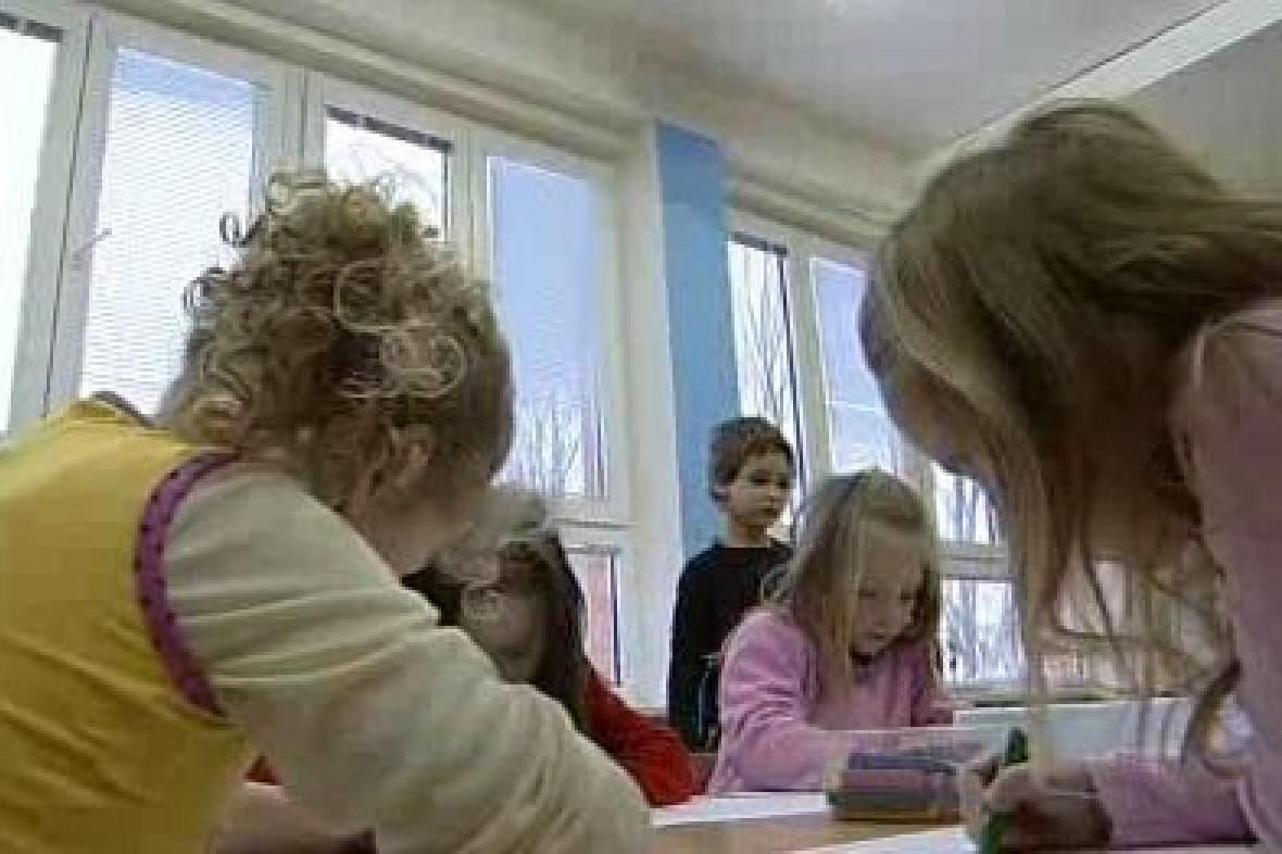 Děti v ohrožené školce