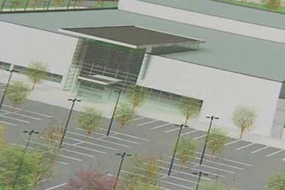 Model obchodního centra