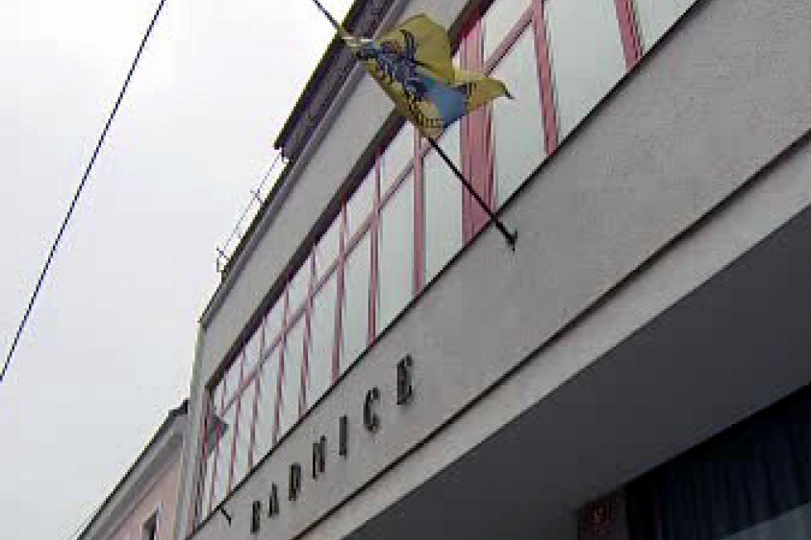 Radnice v Bystřici nad Pernštejnem