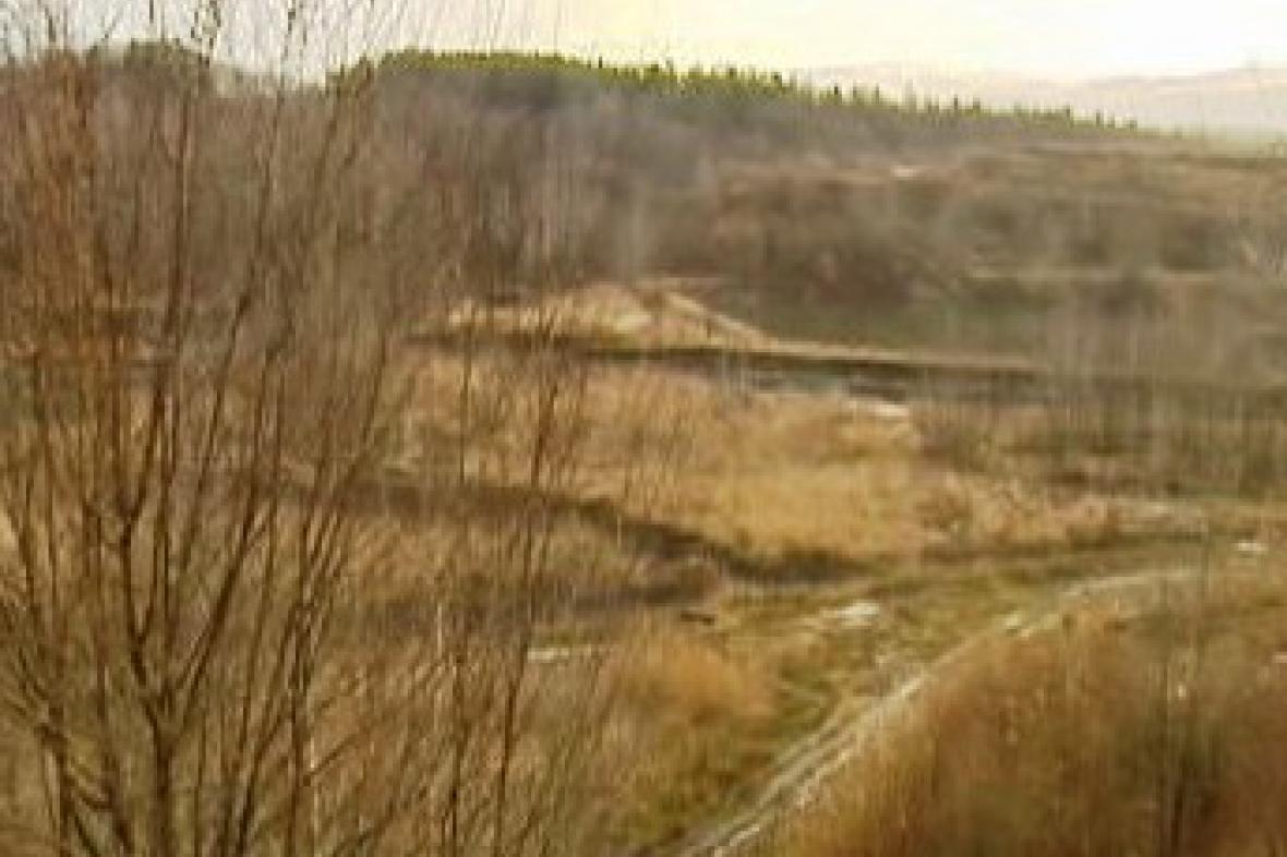 Oblast u Hrachovce