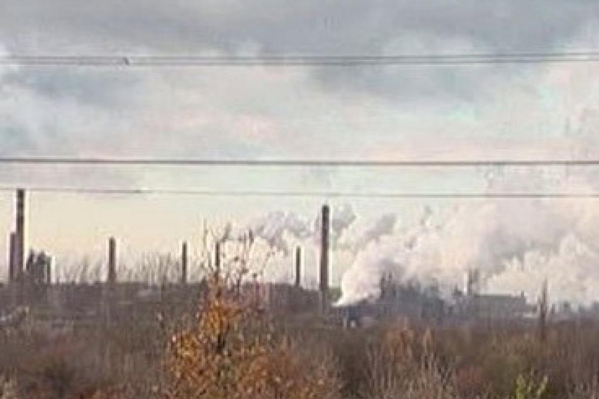 Kouřící továrny