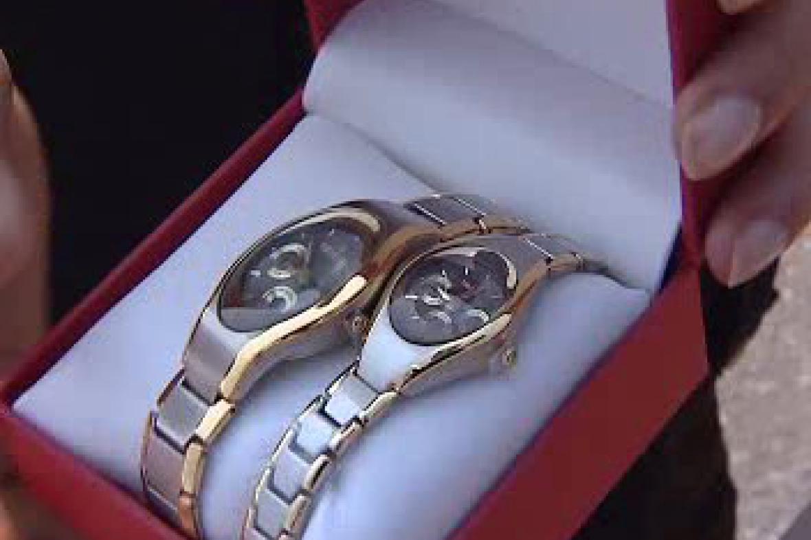 Padělané hodinky