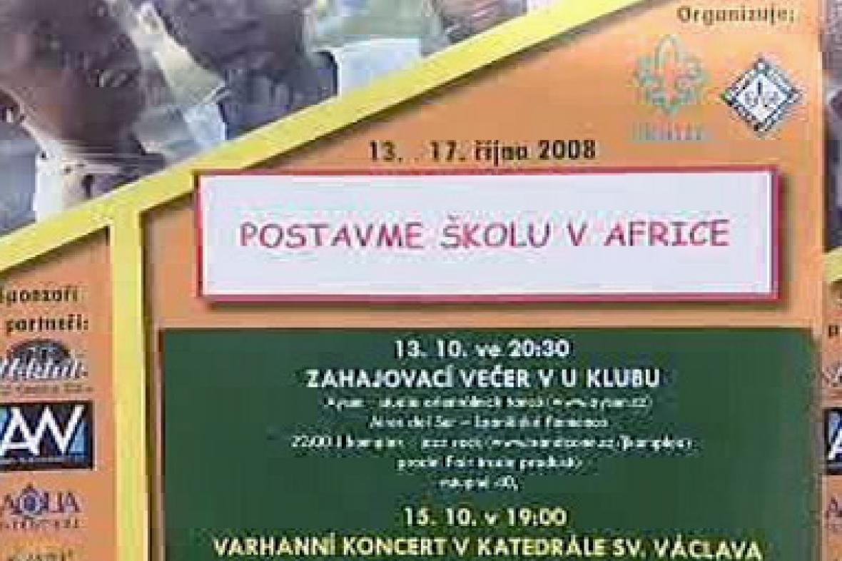 Postavme školu v Africe