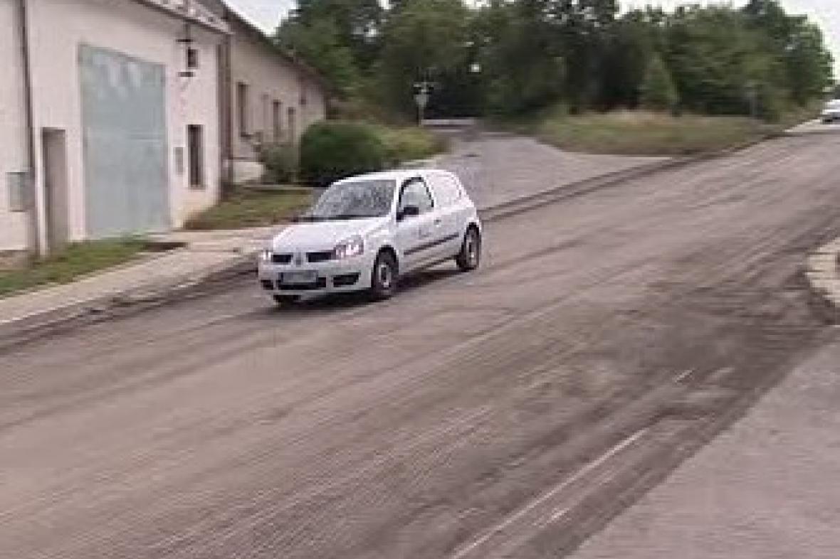 Rekonstrukce silnice I/55