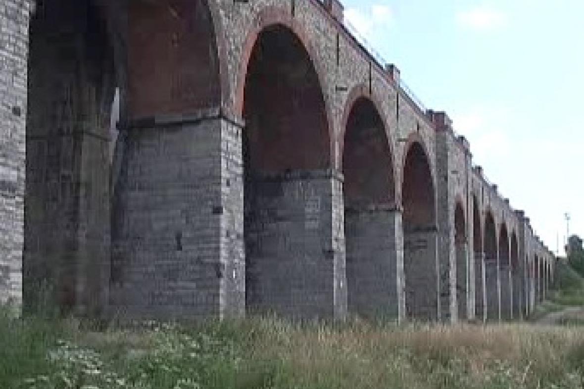 Hraničské viadukty