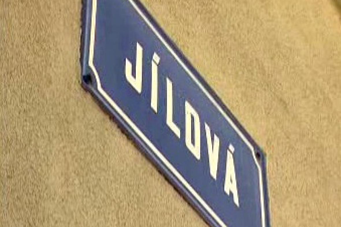 Ulice Jílová