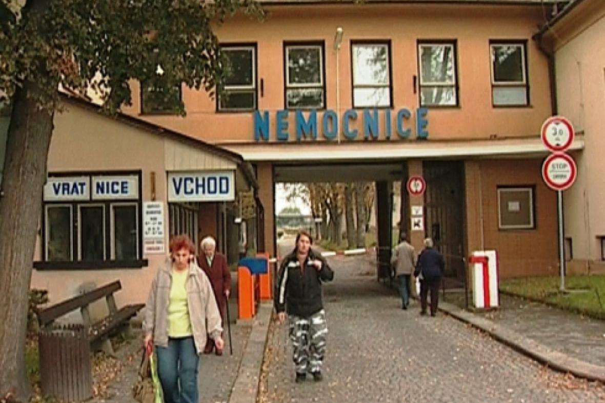 Nemocnice v Třebíči