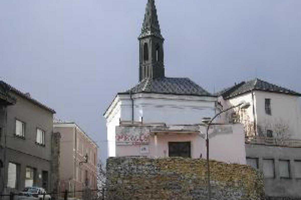 Kostel sv. Jiří v Přerově