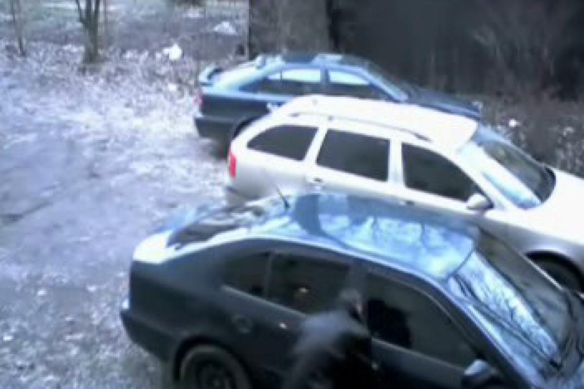 Zloděj auta