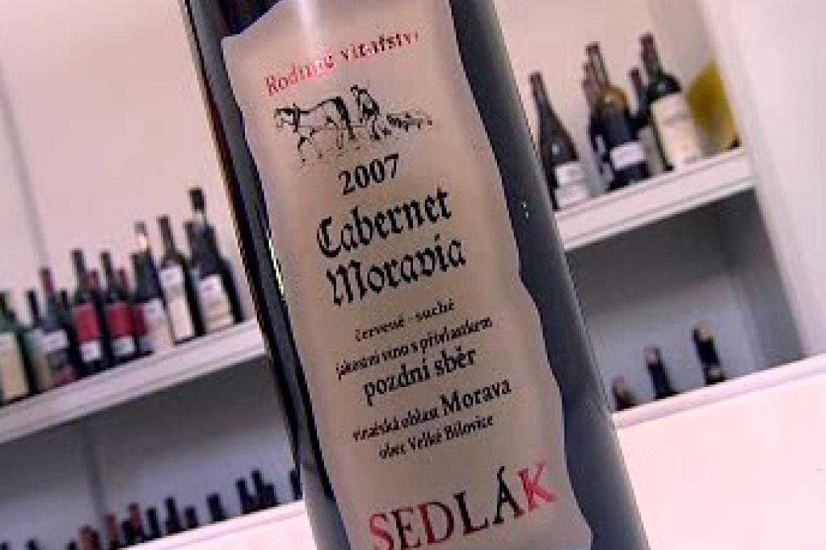 Cabernet Moravia