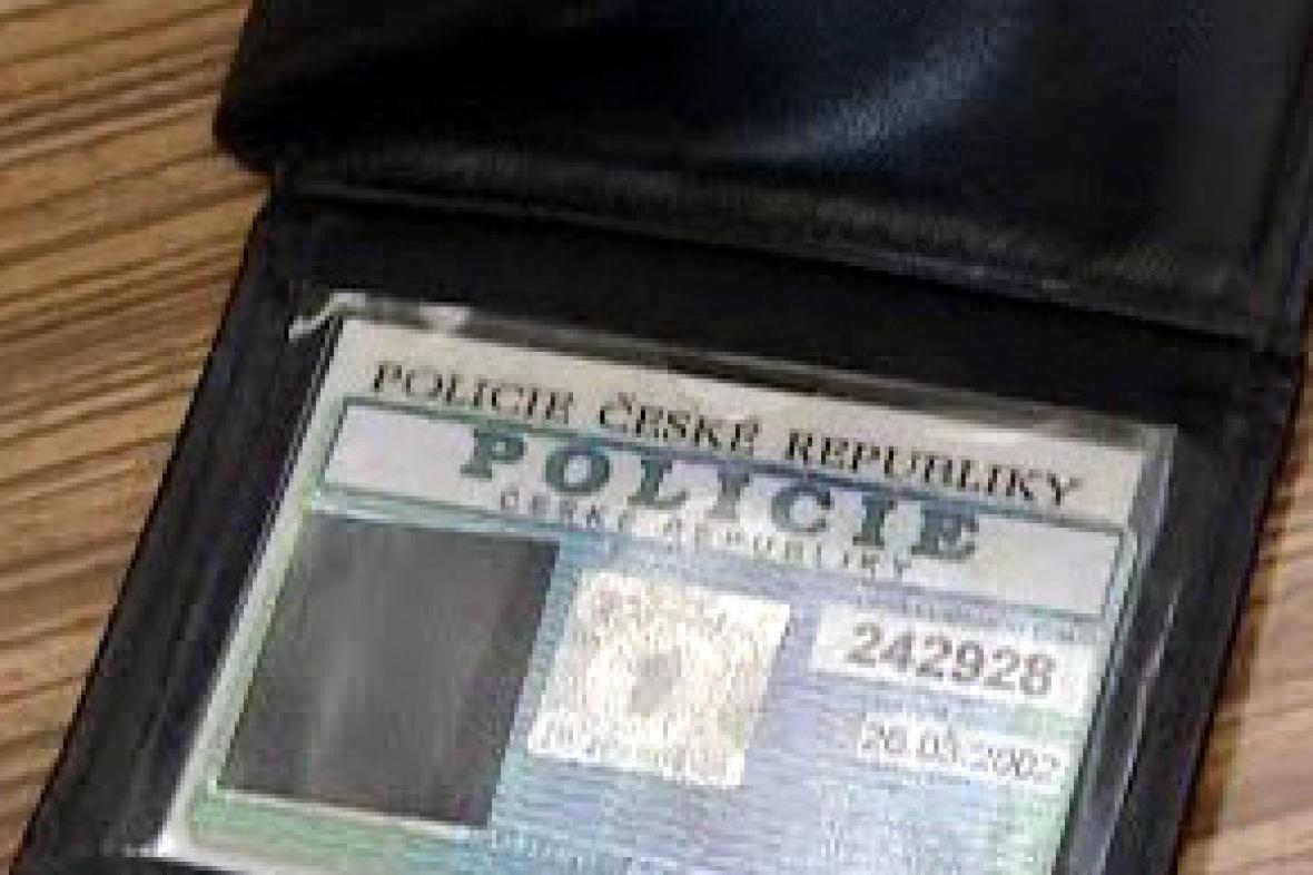 Průkaz PolicieČR