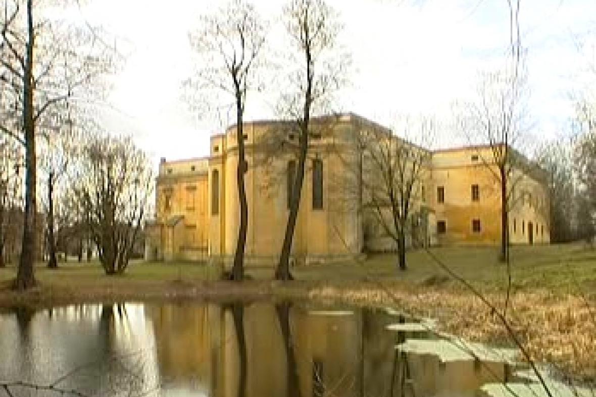 Zámek na Osoblažsku