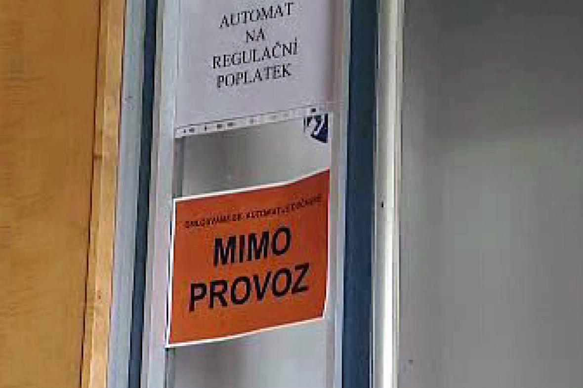 Vykradený automat