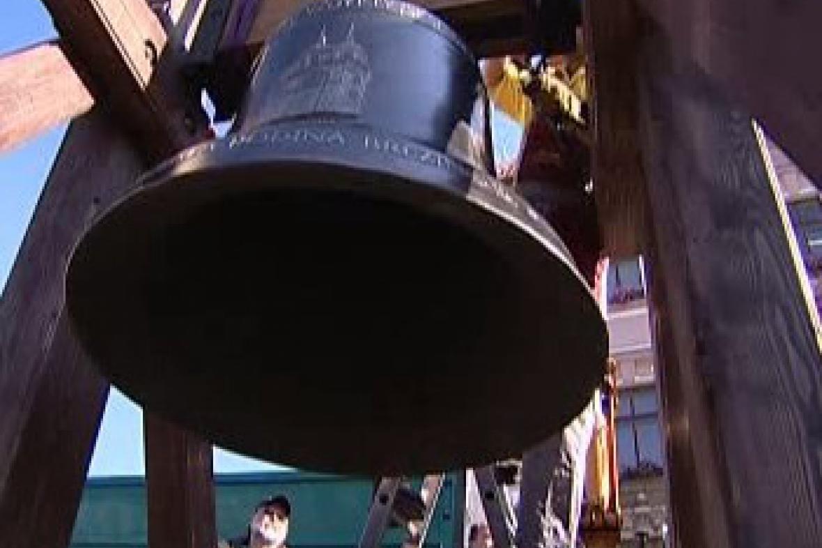 Zvon svatá Zdislava