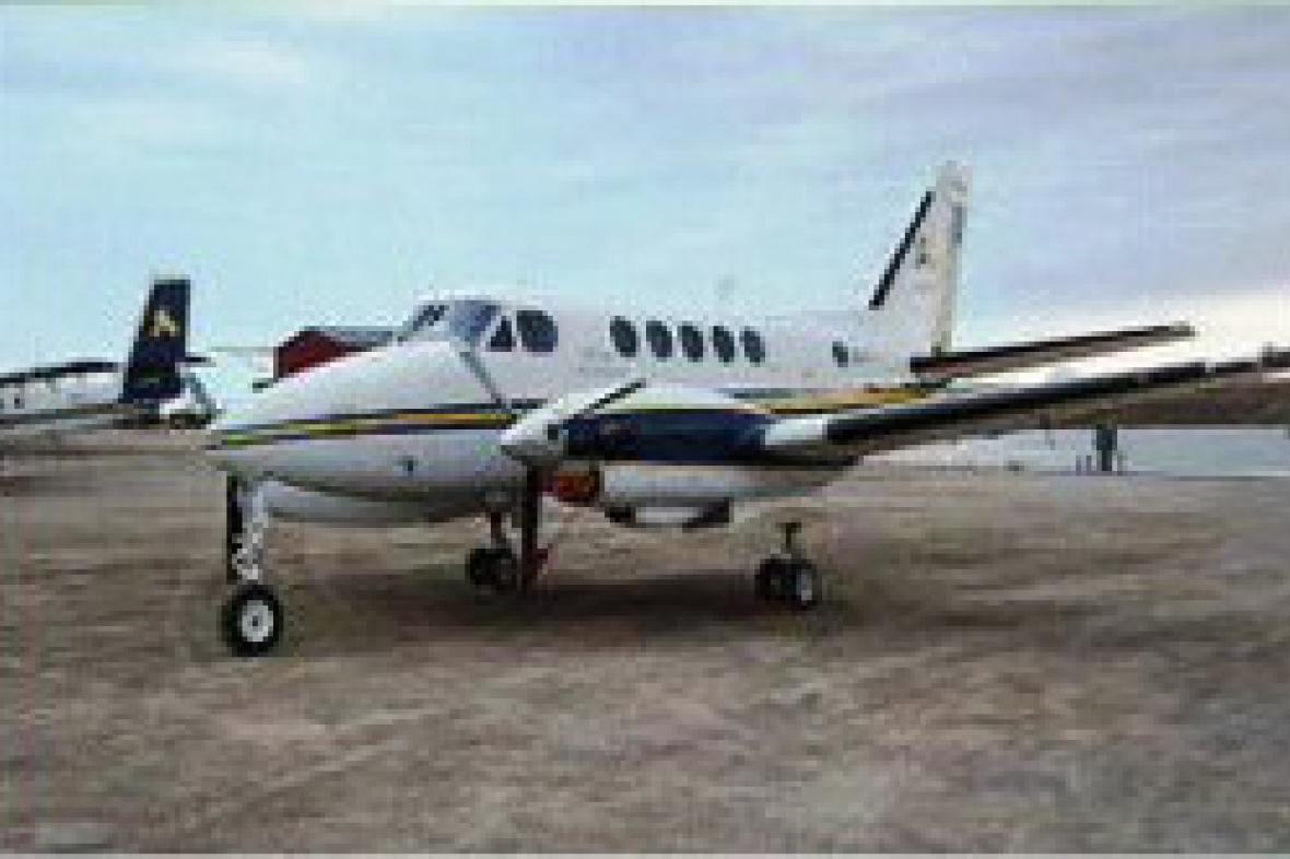 Letadlo typu Beechcraft 90