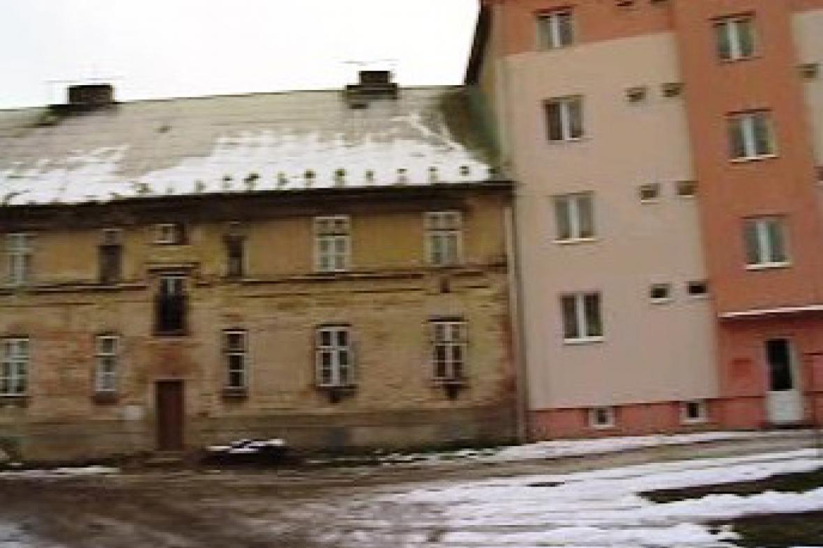 Domy v Havlíčkově Brodě