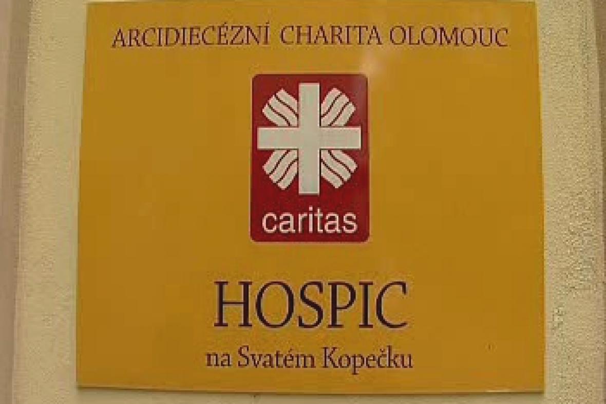 Hospic na Svatém Kopečku v Olomouci