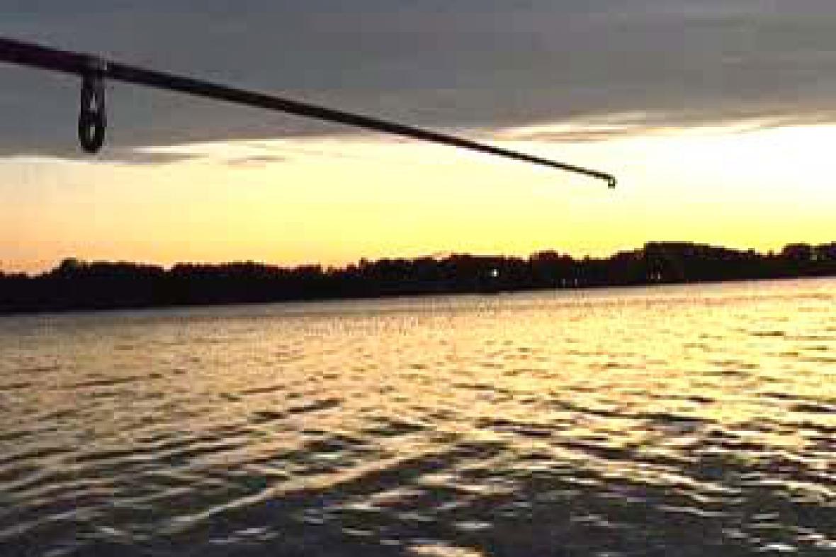 Rybaření