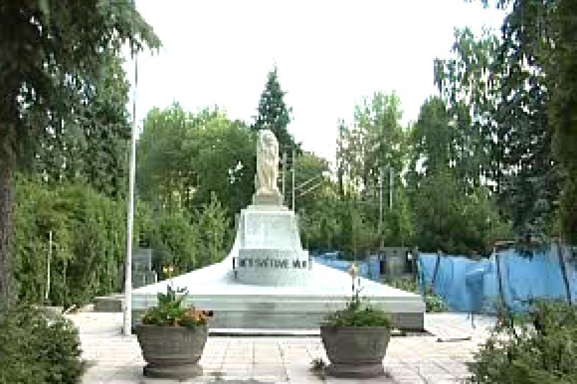 Hranické mauzoleum