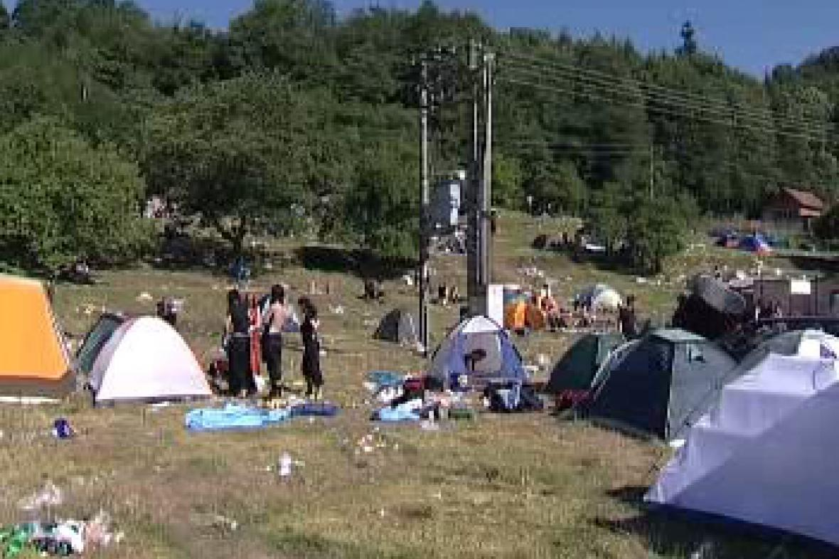 Festival ve Vizovicích