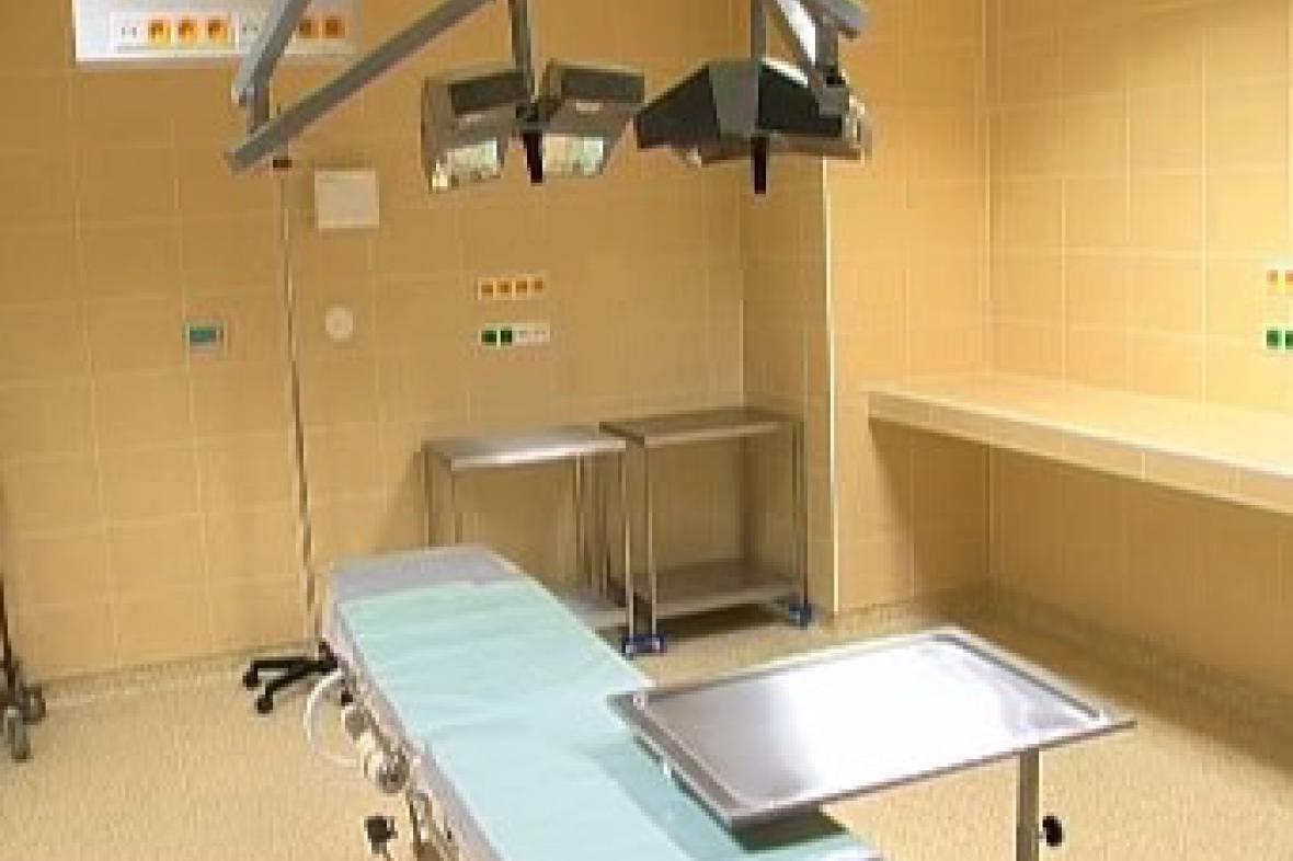 Nový operační sál