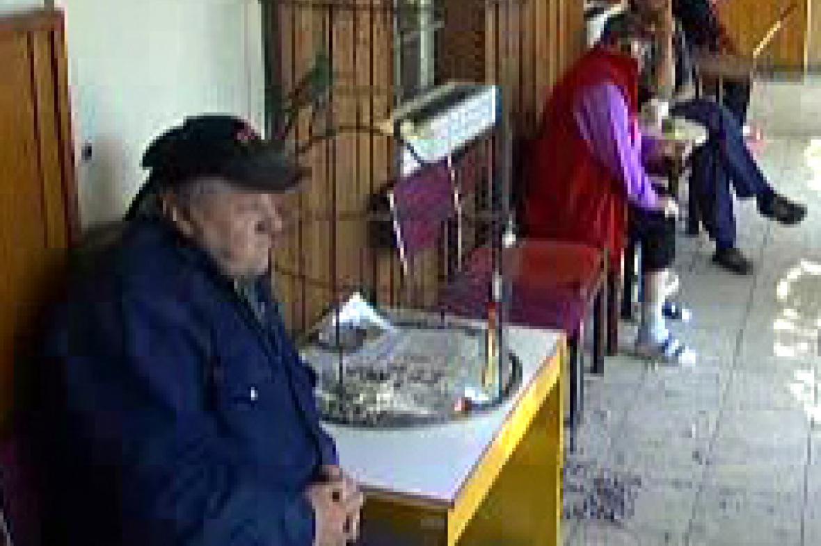Klienti domova pro seniory