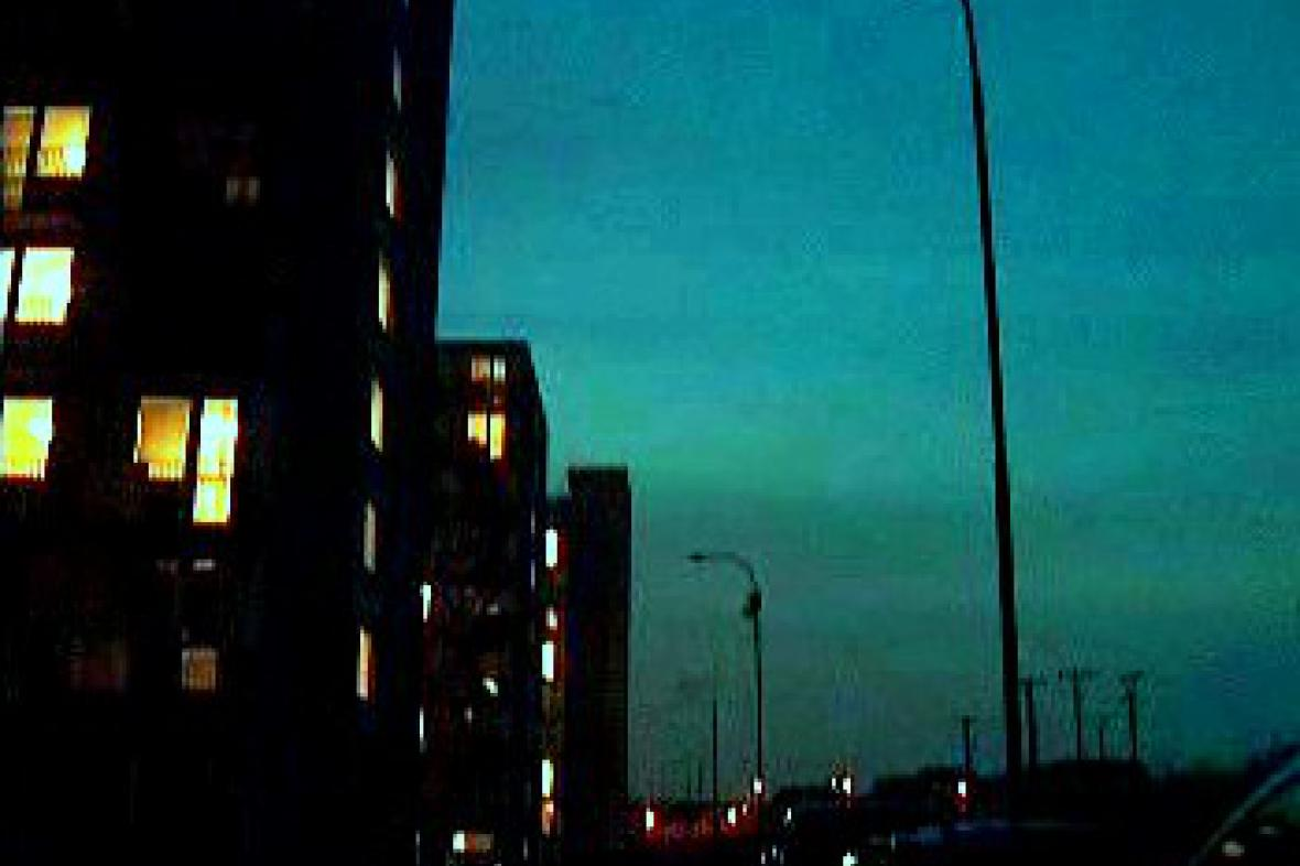 Temná ulice