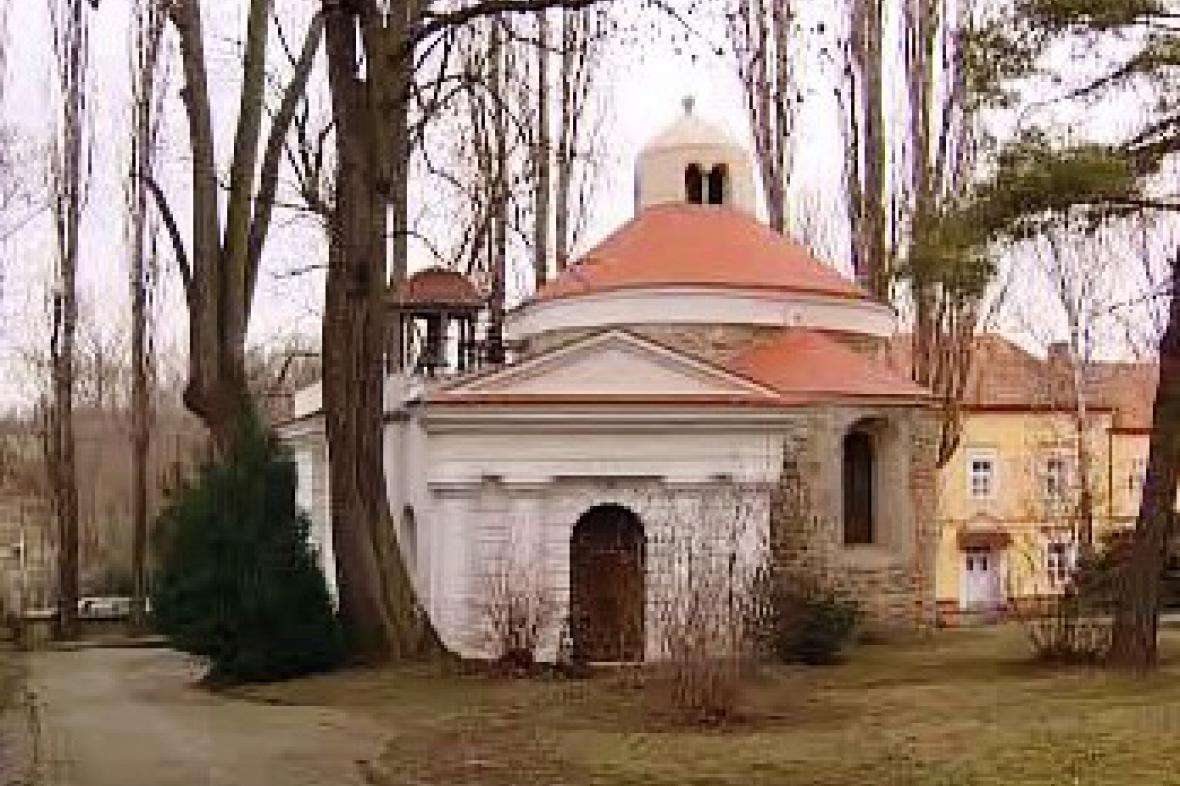 Rotunda v Plavči