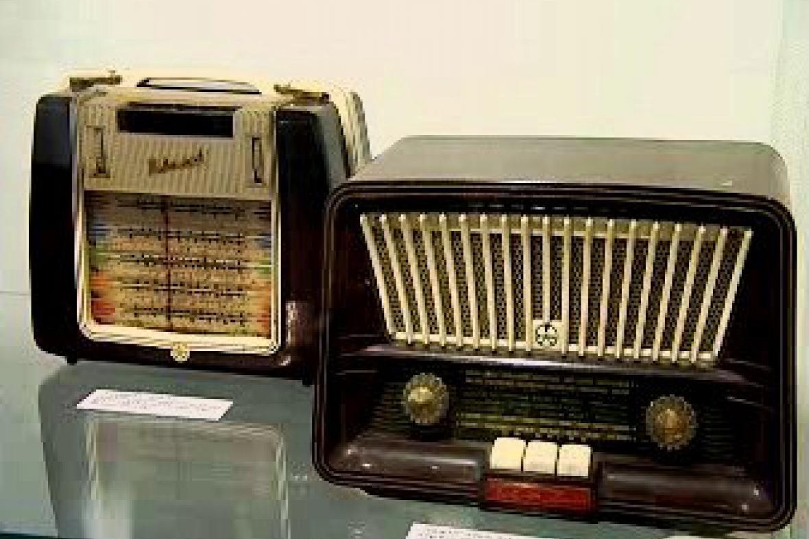 Historické rádio