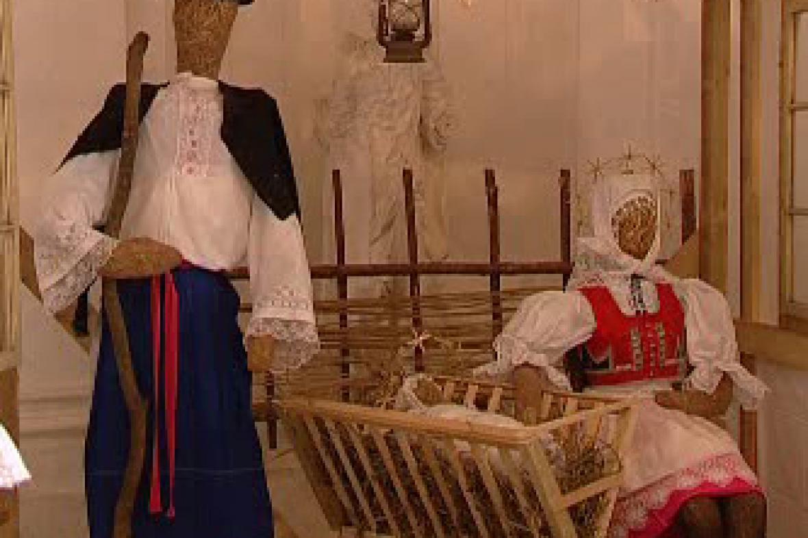 Slovácká svatá rodina