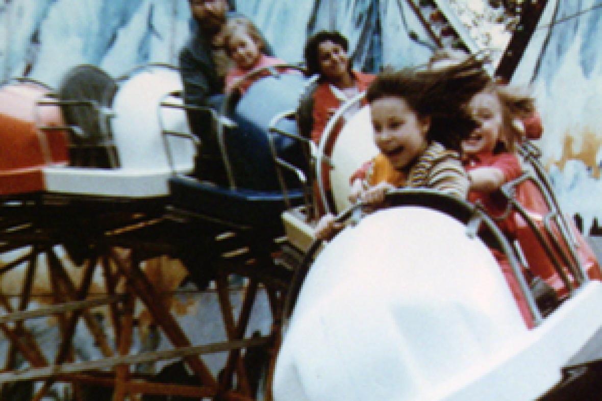 Děti na pouti