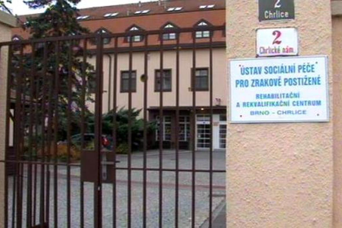 Ústav sociální péče pro zrakově postižené v Brně-Chrlicích