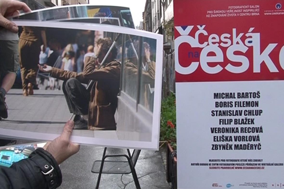 Výstava fotografií Česká na České