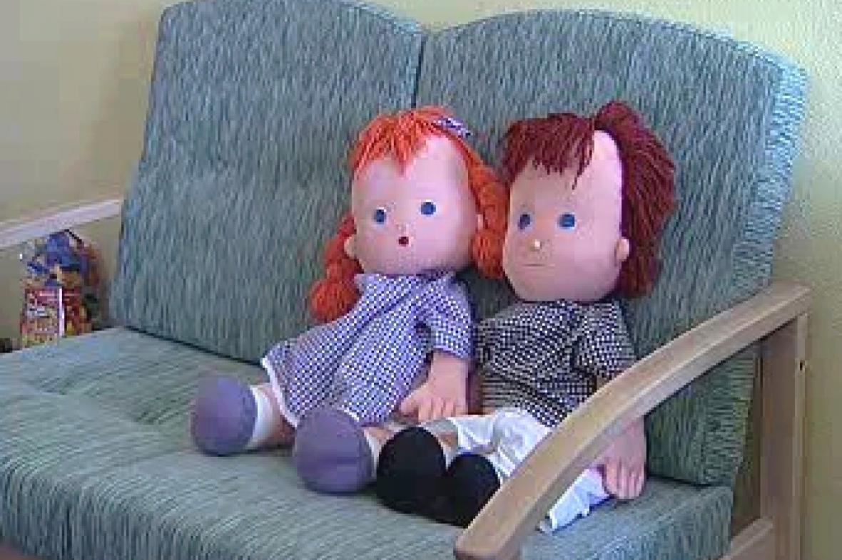 Figuríny pro výslech zneužívaných dětí