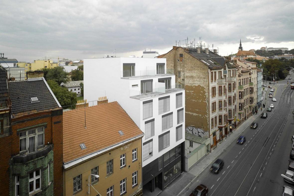 Víceúčelový dům v ulici Milady Horákové (Brno)