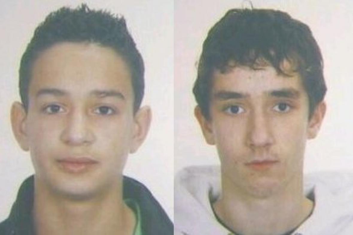 Pohřešovaní chlapci z Vizovic