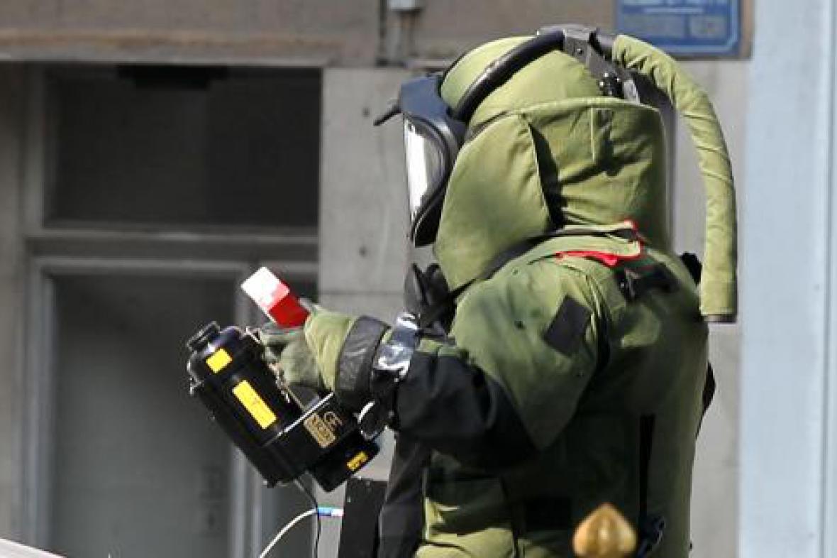 Policejní pyrotechnik