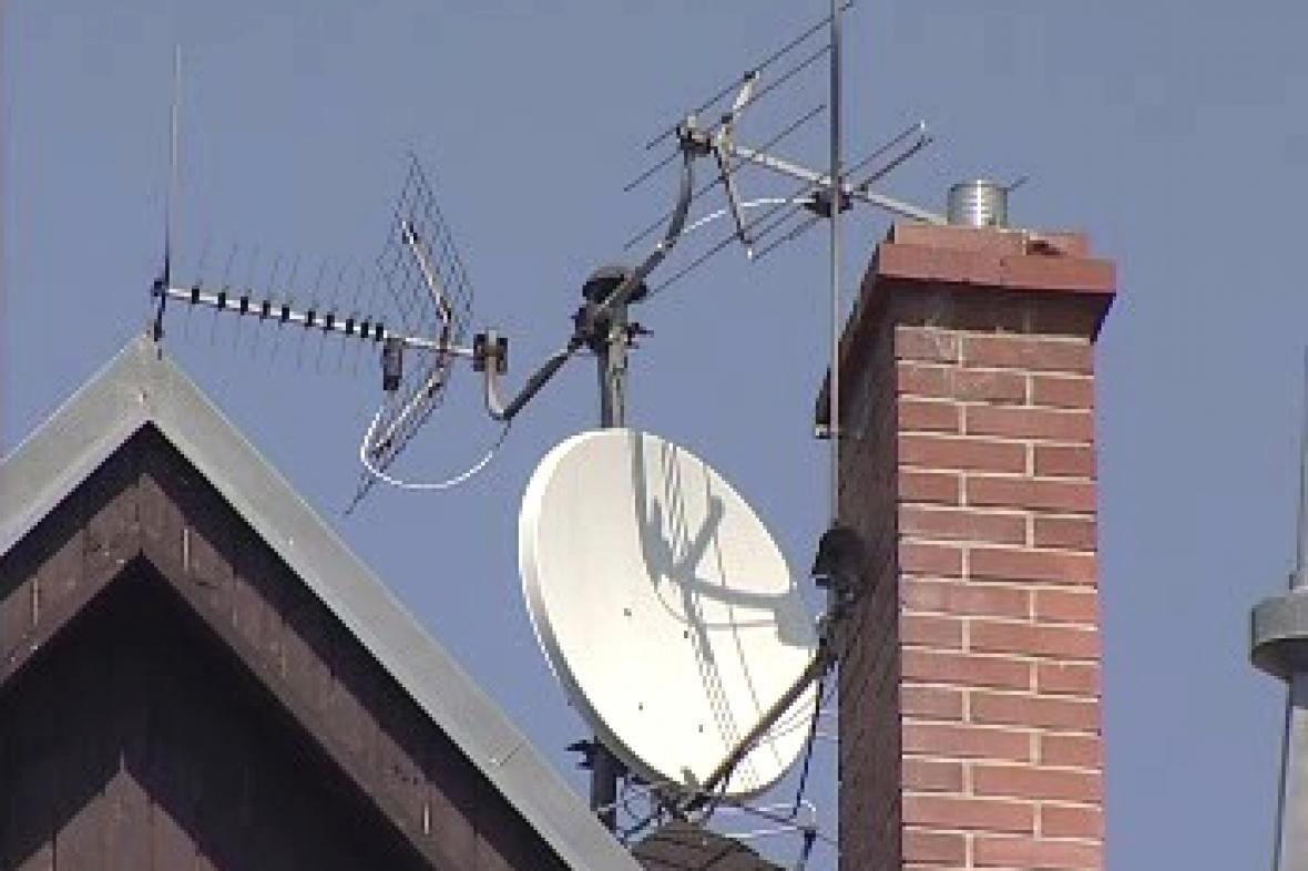 Příjem televizního signálu