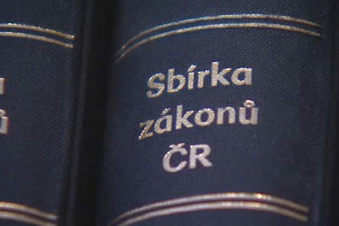 Sbírka zákonů ČR