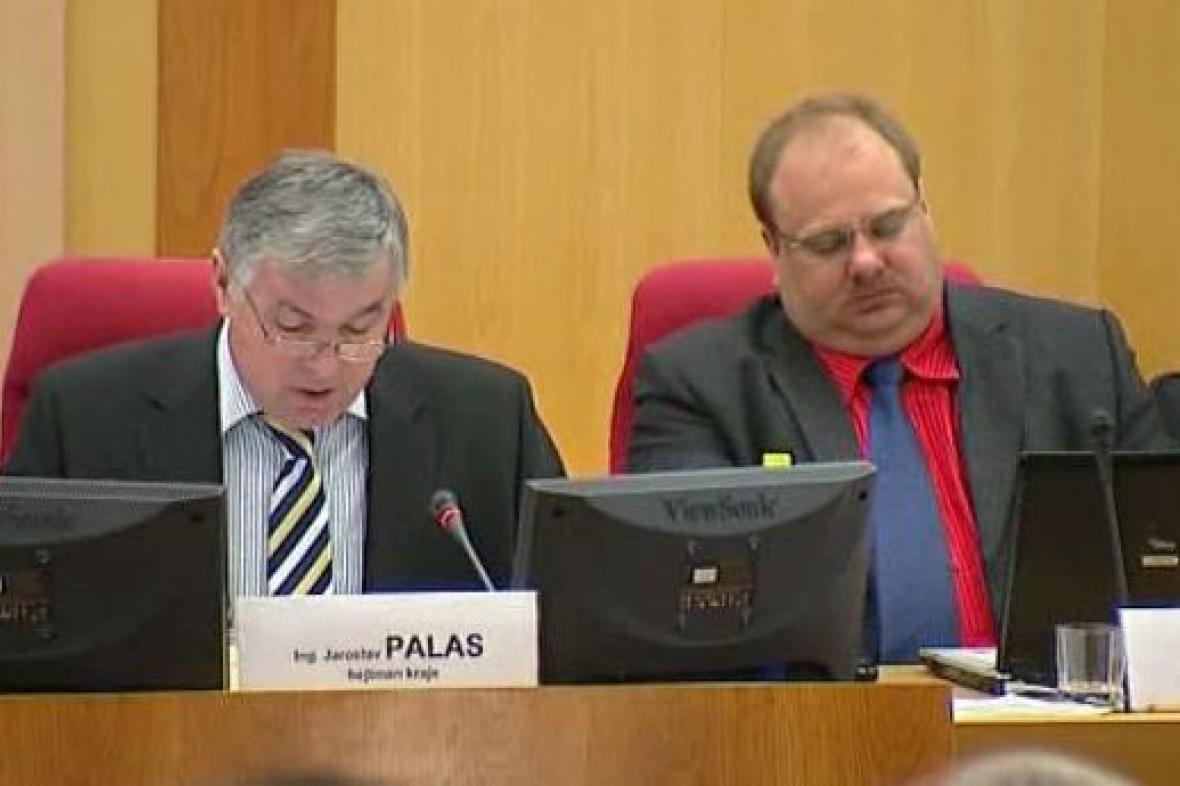 Jaroslav Palas a Miroslav Novák