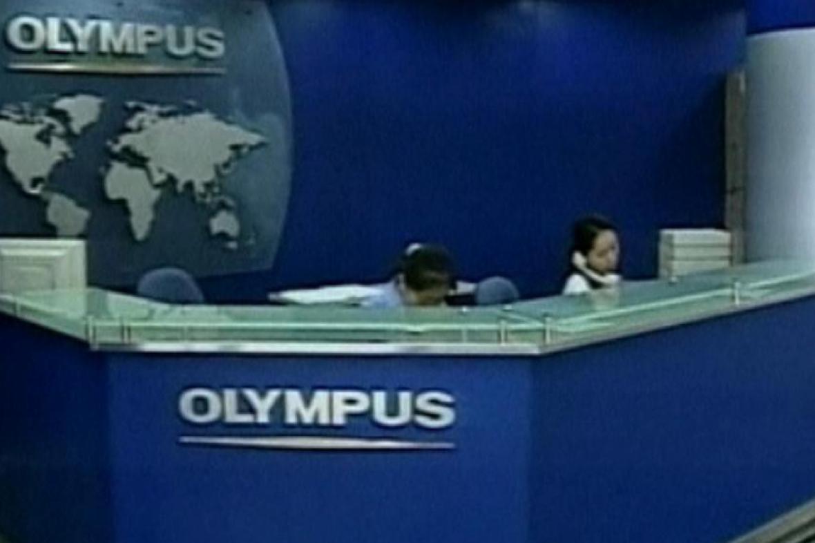 Společnost Olympus